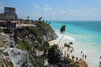 la guía para visitar Tulum en México